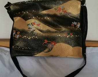 Golden Sunrise Obi Handbag