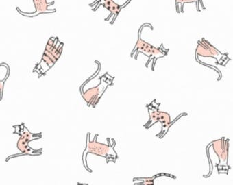 Dear Stella - Feline Myself Collection - Feline Myself in Cream