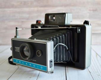 Vintage POLAROID Countdown M60 Automatic Land Camera Bellows Folding Camera Vintage Photography Decor