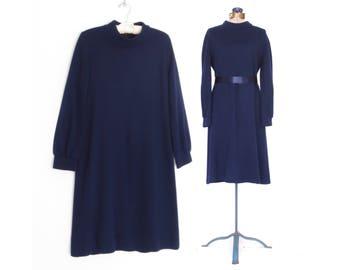 60s Mini Dress * Vintage 1960s Dress * Mod Lace Dress * Medium