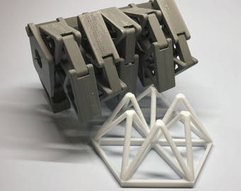 3D Printed Strandbeest | Desktop Walking Mechanism | Hand Assembled Toy (HV 072)