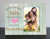 Rahmen-Oma-So gibt es diese Kinder-Mutter Tagesgeschenk - Geburtstag - Holz-Rahmen - Nonna - Memaw-Foto-Rahmen - Abuela-Nana-Mawmaw