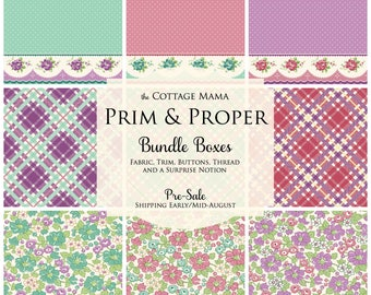 Prim and Proper Cottage Mama Bundle Box