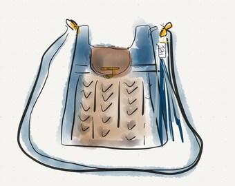 Custom bag for Laurie