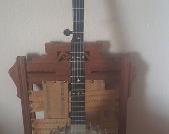 Vintage Lyon & Healy Mystic 5 string banjo