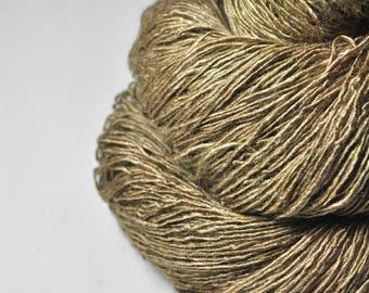 Fango - Tussah Silk Fingering Yarn
