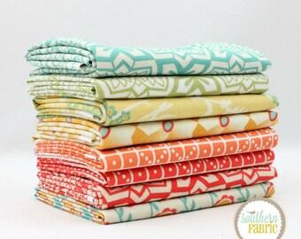 Botanique - Scrap Bag Quilt Fabric Strips by Joel Dewberry for Free Spirit