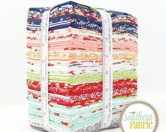 "The Good Life - Fat Quarter  Bundle - 40 - 18""x21"" Cuts - Bonnie and Camille - Moda Quilt Fabric (55150AB)"