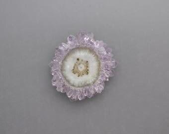 Amethyst Stalactite Flower