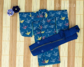 La-Princesa JAPAN Kimono / Yukata Outfit for Blythe (No.Blythe_Kimono003)