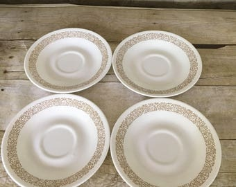 Corning ware cup saucers