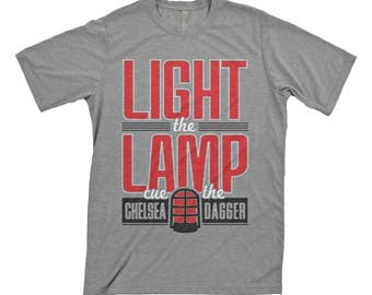 Chicago Blackhawks Light The Lamp T-Shirt