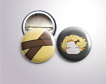 "Yoosung-inspired, 1"" Buttons"