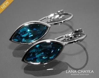 Teal Bridal Jewelry