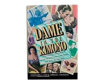 Dame In the Kimono / US / Hollywood / Film History / Production Code / Censorship / Movies / William Hayes / Early Film / LA / California