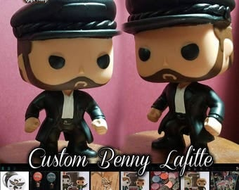 Vampire Benny Lafitte - Custom SPN Funko Pop