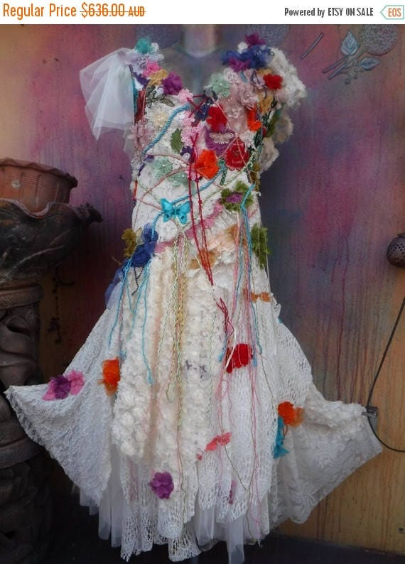 20off wedding dress wildskin gypsy wedding fantasy