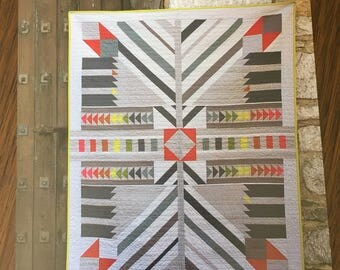 Timber, A Quilt Pattern by Jamie Naughton and Alison Glass