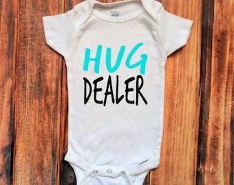 Hug Dealer Onesie
