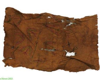 Pygmy Mbuti Barkcloth Ituri Rainforest Congo African Art 101670