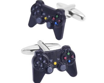 PS3 Video Game Controller CUFFLINKS
