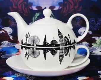 Tea for One set (London)