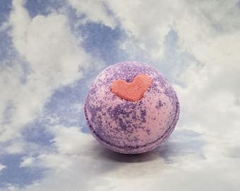 Heart Desired Bath Bomb | Handmade Bath Fizzer | iBeautyGifts