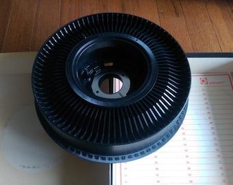 80 Round Slide Tray for Kodak Carousel Projectors FOCAL