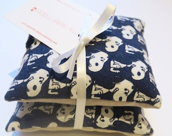 Snoopy Fabric Lavender Bags
