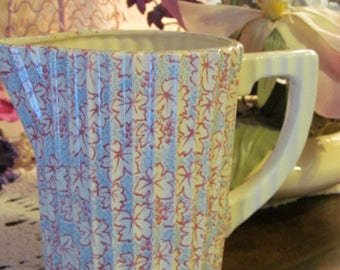 Tashiro Shoten Porcelain Pitcher Elephant Mark Vintage 1950s