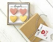 Concrete Heart magnets