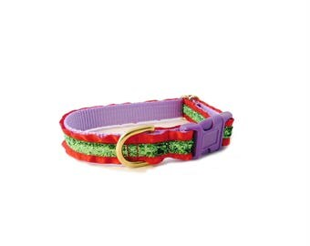 Dog Collar Inspired by Little Mermaid