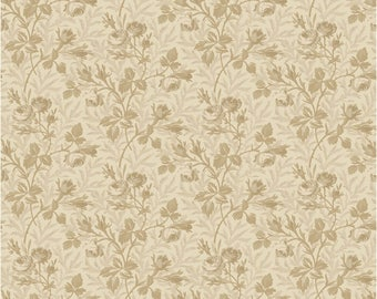 Savannah Classics - Rose Vine Tan Beige from Washington Street Studio