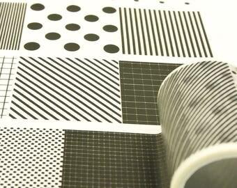 Imagery - Japanese Washi Masking Tape - 50mm wide - 3.3 Yard - No discount