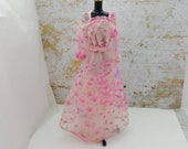 Barbie 1978 Kissing Barbie Dress fashions Outfit 11 inch doll