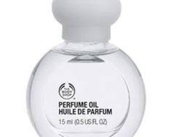 Pink Pepper Poivre Rose The Body Shop Perfume Oil
