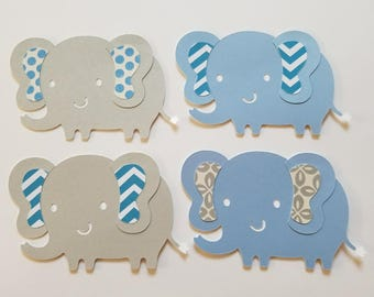 Elephant Die Cut (8)