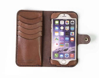 iPhone 6 (s) Leather Wallet Case, sale, clearance, iphone 6 case, iphone 6s wallet, iphone case, iphone 6 leather