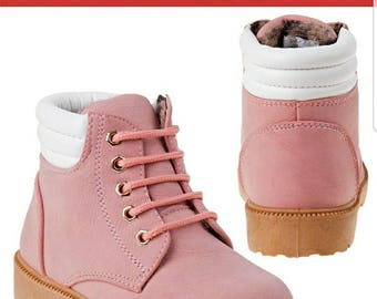 Rugged Bear boots for kids