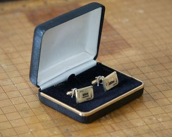 The most decadent Gold Cufflinks
