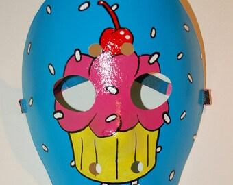 Cupcake Voohees Mask