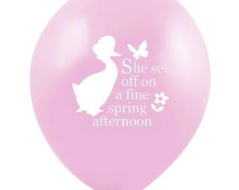 Jemima Puddle Duck Balloon