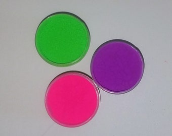 Neon Mica for #soap, nails,  non cosmetic applications, #candle making, .14+grams