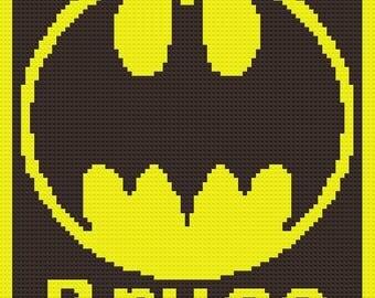 Batman = Bruce
