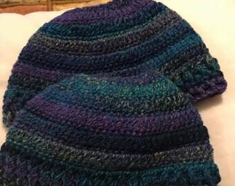 Messy Bun & Ponytail  Hat