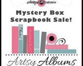 Mystery Scrapbook Supply Box Sale