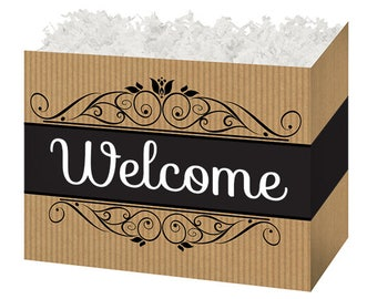 Welcome Theme Gift Box, Gift Boxes, Gift Baskets