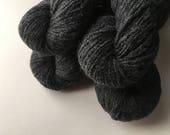 Altholz DK-Garn Wolle/Nylon - Charcoal Heather