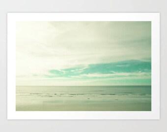 Coastal art, beach wall art, beach prints, beach print, coastal wall art, beach canvas, beach art, beach photography, mint wall art