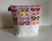 Small Project Bag - Summer Sunnies